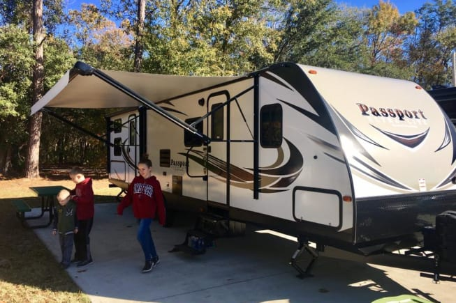 2017 Keystone Passport available for rent in Chapin SC