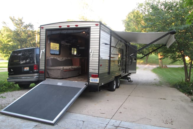 2014 Forest River Cherokee Grey Wolf available for rent in Ann Arbor MI