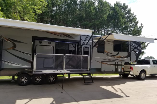2016 Heartland Cyclone available for rent in Henderson NC