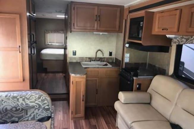 2014 Coachmen Freelander available for rent in Colorado Springs CO