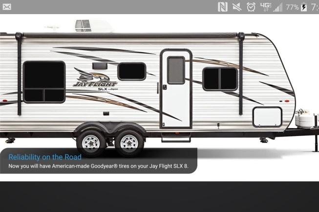 2017 Jayco Jay Flight available for rent in North Little Rock AR