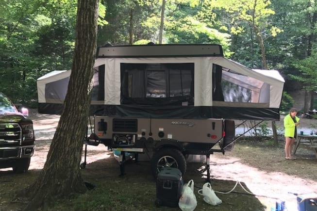 Rockwood ESP pop up camper