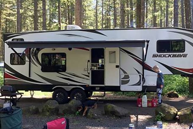 2016 Forest River Shockwave available for rent in Graham WA