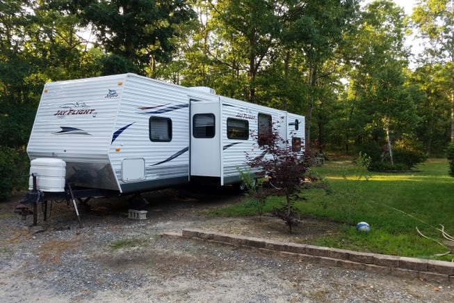 2010 Jayco g2 bunk house available for rent in Buena NJ