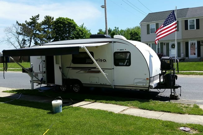 2011 Gulf Stream Visa available for rent in joppa MD