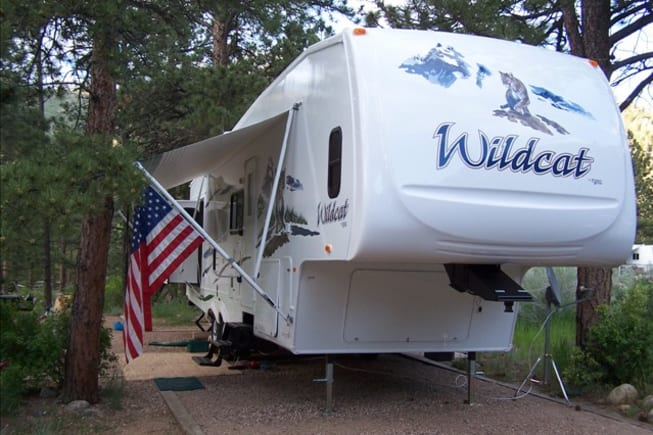 2008 Forest River Wildcat available for rent in CUSTER SD