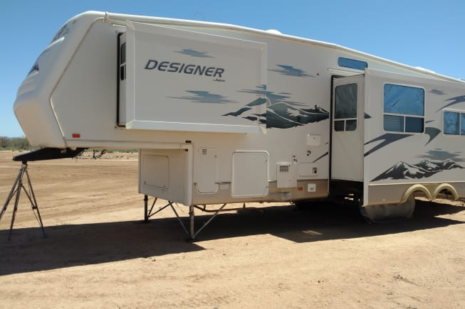 2008 Jayco Designer available for rent in Tucson AZ