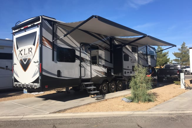 2017 Forest River Xlr Thunrderbolt available for rent in Las Vegas NV