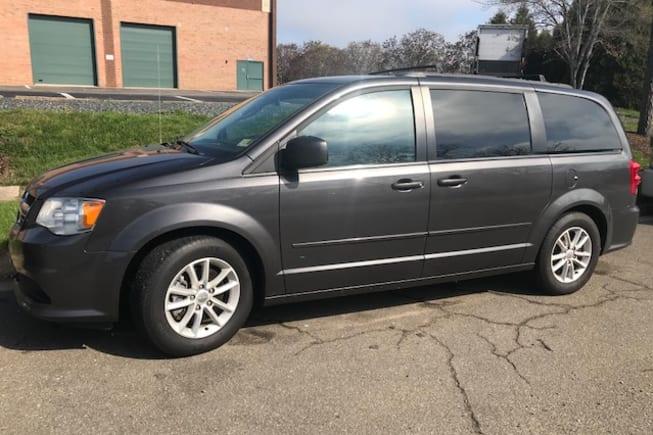 2016 Dodge Grand Caravan available for rent in Herndon VA