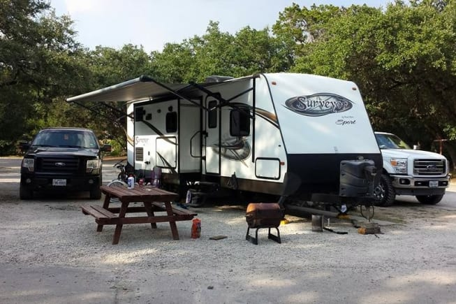 2014 Forest River Surveyor Sport available for rent in Corpus Christi TX