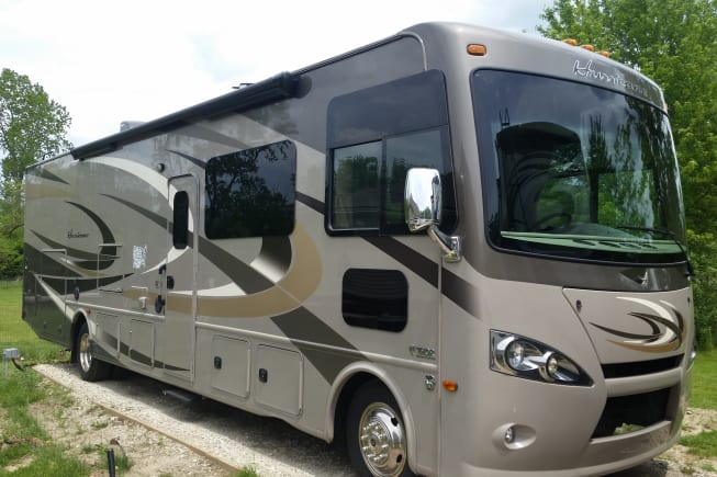 2016 Thor Motor Coach Hurricane available for rent in Canton MI