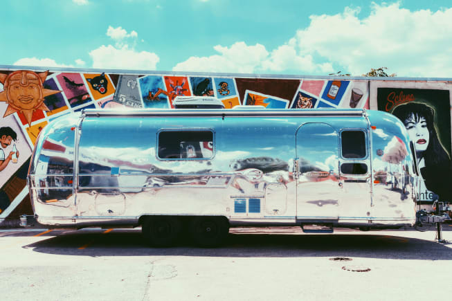 1969 Airstream Overlander available for rent in Austin TX