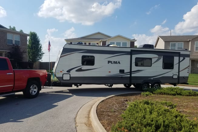 2016 Palomino Puma available for rent in Madison AL