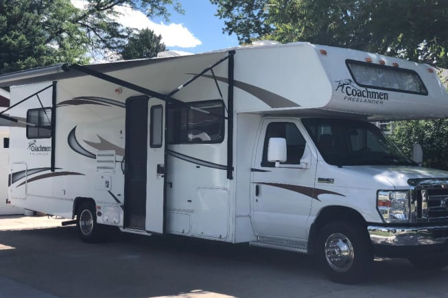 2014 Coachmen Freelander available for rent in Lakewood CO