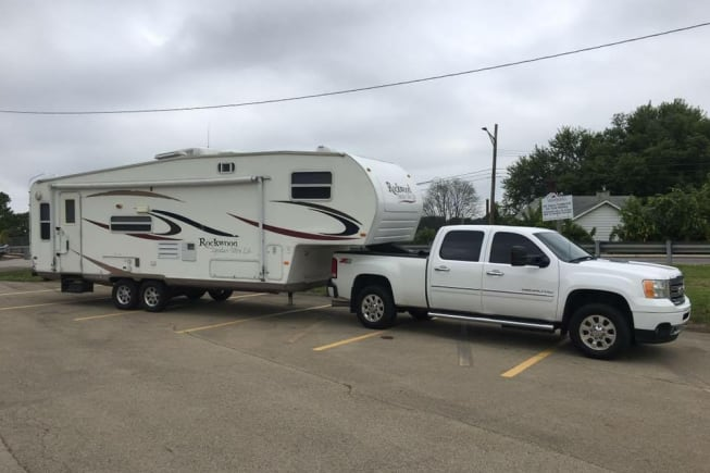 2007 Forest River Rockwood Signature Ultra available for rent in Vanderbilt PA