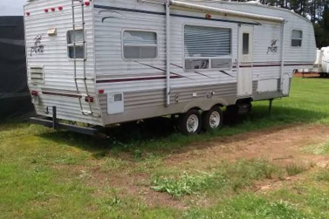2007 Forest River Puma available for rent in Hapeville GA