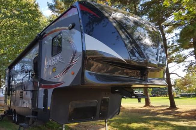 2014 Forest River Vengeance available for rent in Beaufort SC