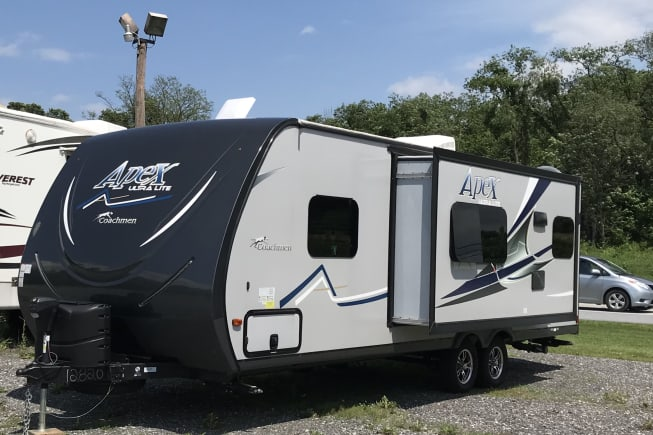 2018 Coachmen Apex 249 Travel Trailer  Delivery Available available for rent in Dillsburg PA