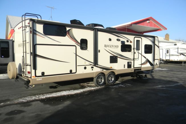 2015 Forest River Rockwood Ultra Lite available for rent in York PA