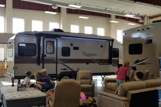 2019 Gulf Stream Vintage Friendship available for rent in Kennesaw GA