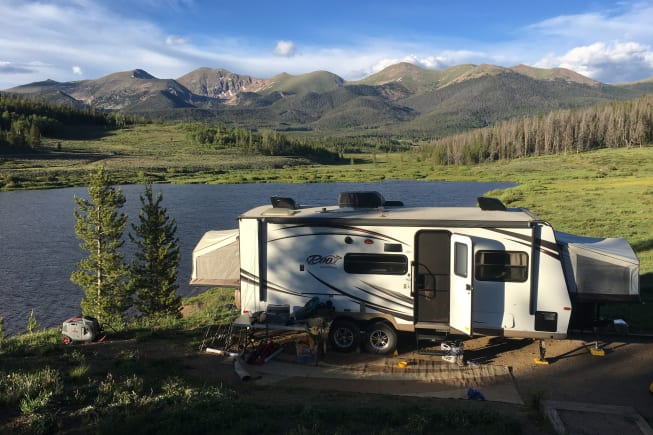 2015 Forest River Rockwood Roo available for rent in Fort Collins CO