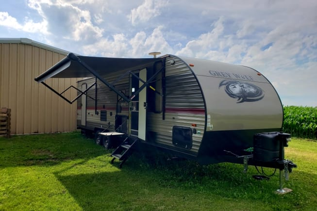 2018 Forest River Cherokee Grey Wolf available for rent in Manteno IL