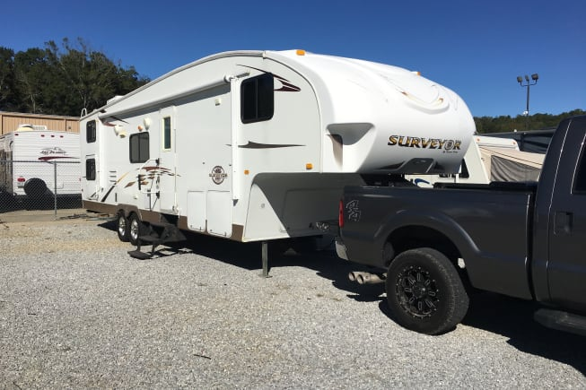 2010 Forest River Surveyor available for rent in Cleveland TN
