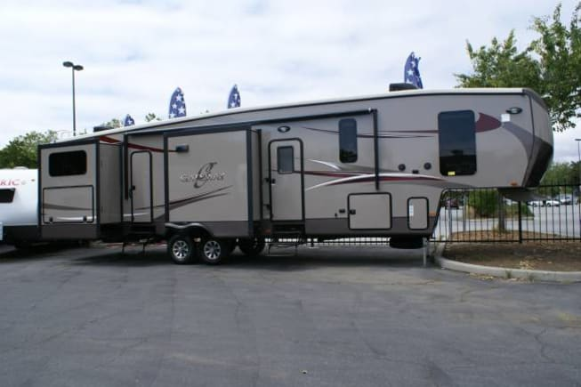 2015 Heartland Gateway available for rent in Lubbock TX