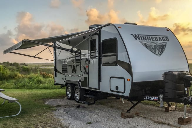 2019 Winnebago Micro Minnie available for rent in Buda TX
