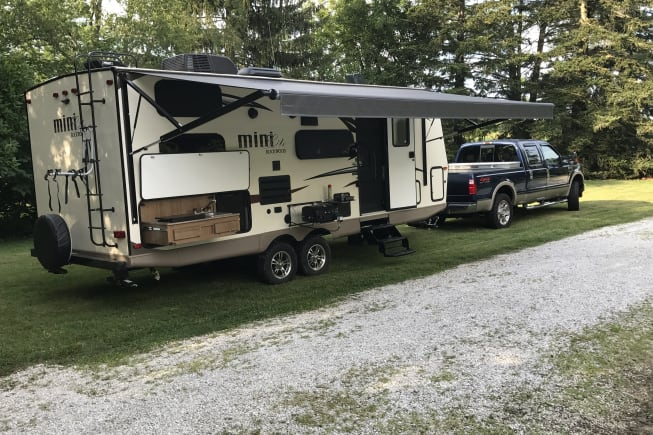 2018 Forest River Rockwood Mini Lite available for rent in Middle River MD