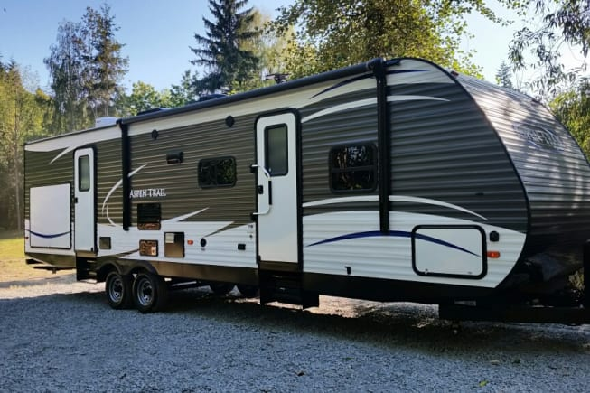 2017 Dutchmen Aspen Trail available for rent in Snohomish WA