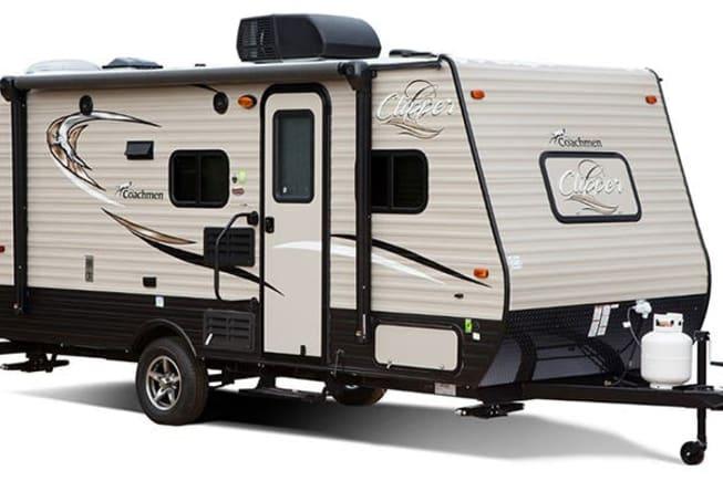 2017 Coachmen Clipper available for rent in Seguin TX