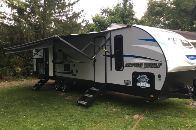 2019 Forest River Alpha Wolf available for rent in Millsboro DE