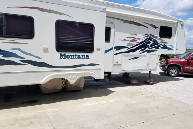 2004 Keystone Montana available for rent in Lewisburg KY
