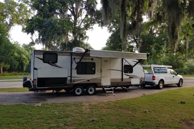 2018 Forest River Wildwood available for rent in North port FL