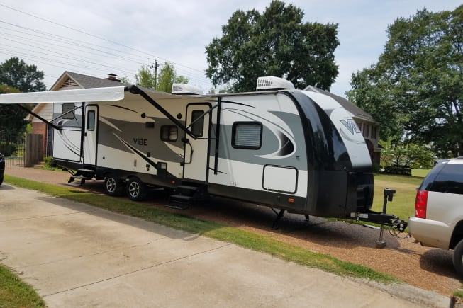 2017 Forest River Vibe available for rent in Memphis TN