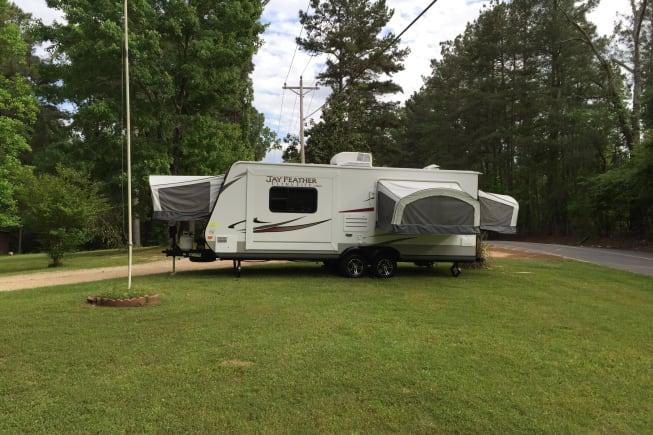 2014 Jayco Jay Feather Ultra Lite available for rent in Arkadelphia AR