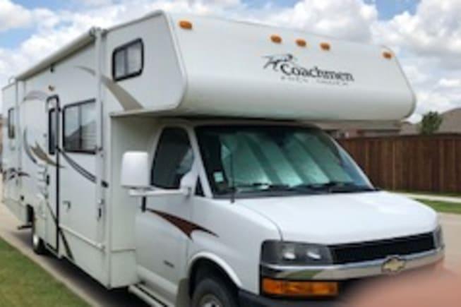 2013 Coachmen Freelander available for rent in Prosper TX