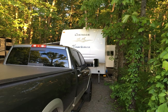2004 Coachmen Chaparral available for rent in Nazareth PA
