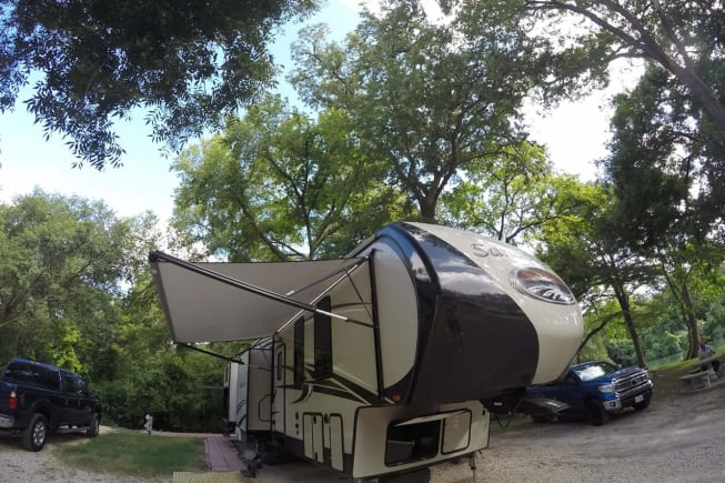 2017 Forest River Sandpiper available for rent in Alice TX