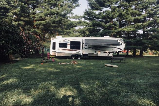 My favorite camping spot!