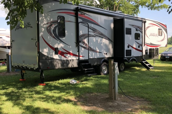 2017 Forest River Vengeance available for rent in Momence IL