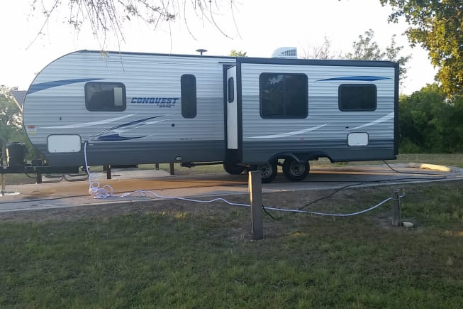 2019 Gulf Stream Conquest available for rent in Cameron TX