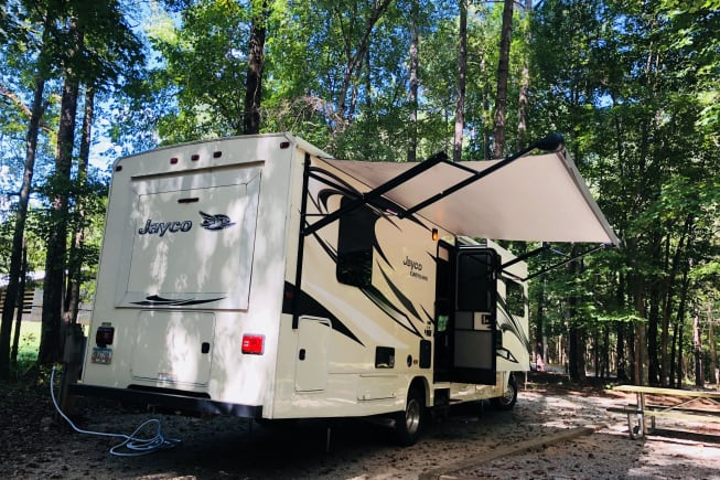 2016 Jayco grey hawk available for rent in Madison GA
