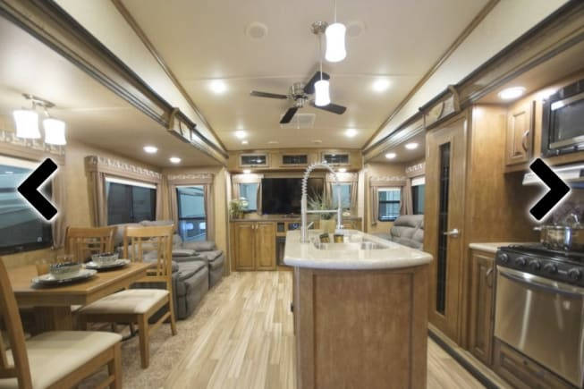 2016 Forest River Sabre available for rent in Soddy-Daisy TN