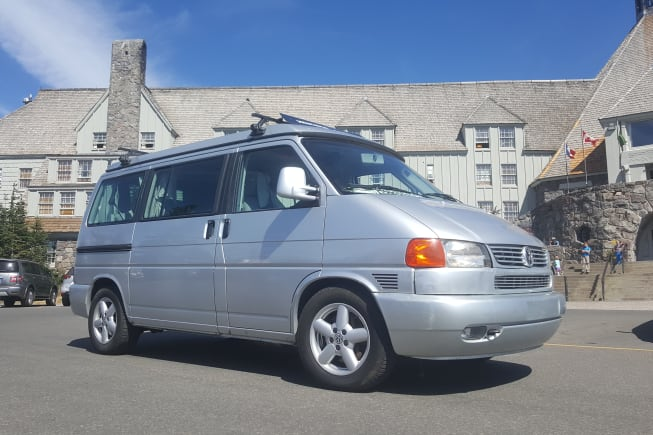 2002 Volkswagen Westfalia available for rent in Portland OR