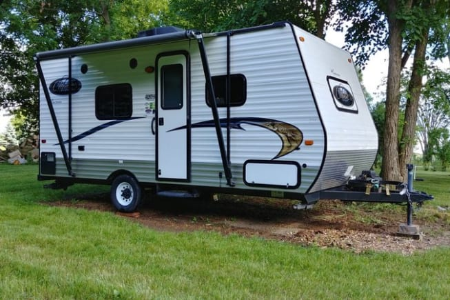 2014 Coachmen Clipper available for rent in Pendleton IN