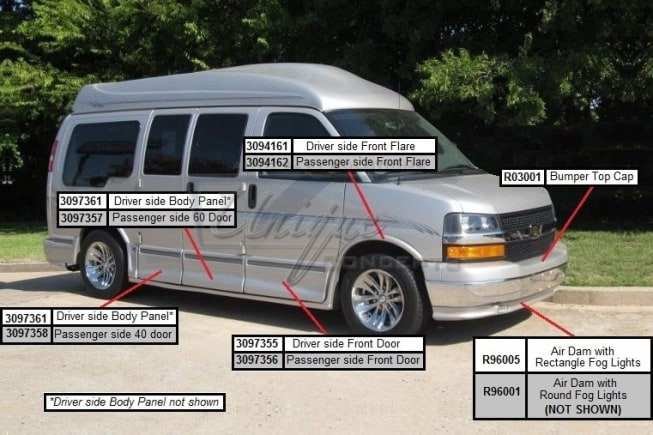 2001 Chevrolet Express available for rent in Sarasota FL