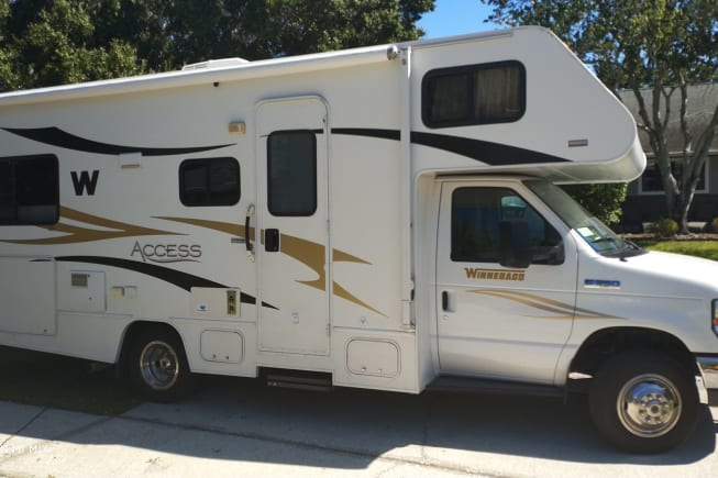 2012 Winnebago Access available for rent in Tampa FL