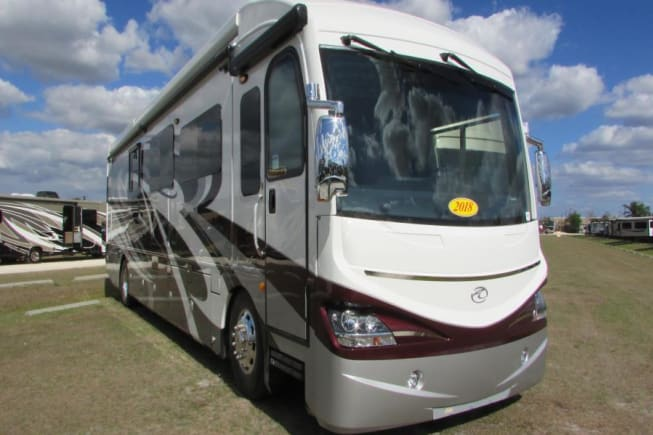 2019 American Coach American Dream available for rent in GREEN BROOK NJ